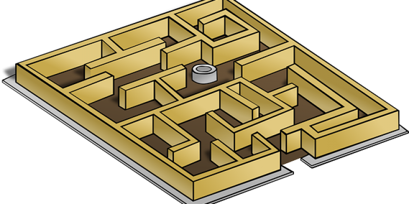 唯独圣经:灵程迷宫中的指南(陈鸽)