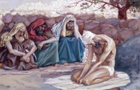 约伯记2:陷入苦难的迷宫(陈鸽)
