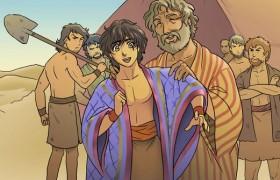 约瑟2:神的同在与祝福(陈鸽)
