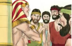 约瑟4:比你更蒙恩宠的弟兄 (陈鸽)